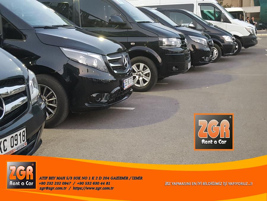 İzmir'de araç kiralamak mı istediniz?